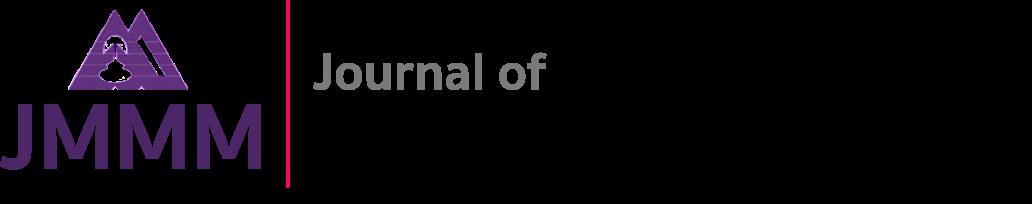 JMMM logo